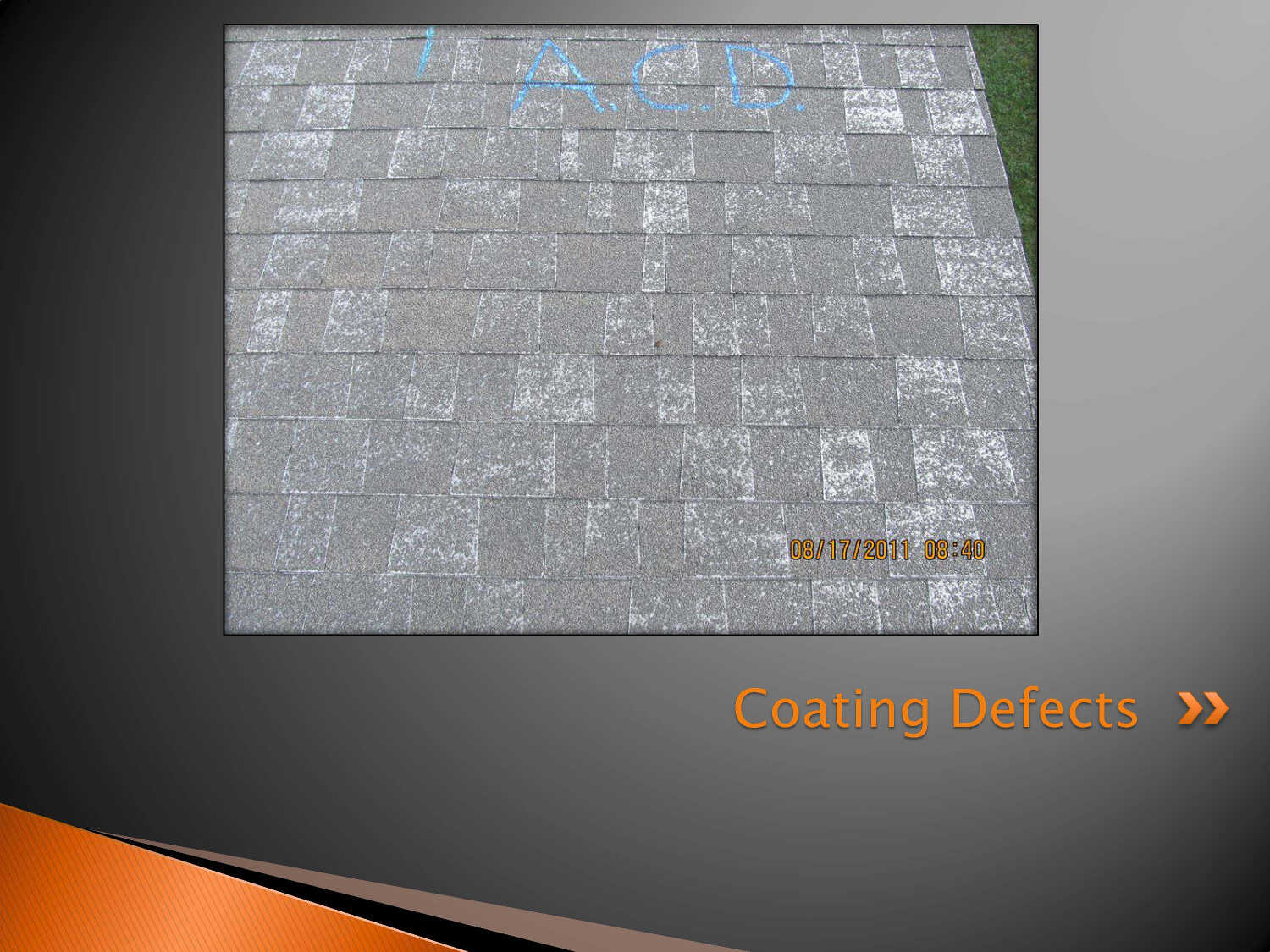 Asphalt Shingle Manufacturer Defects Aaa Roof