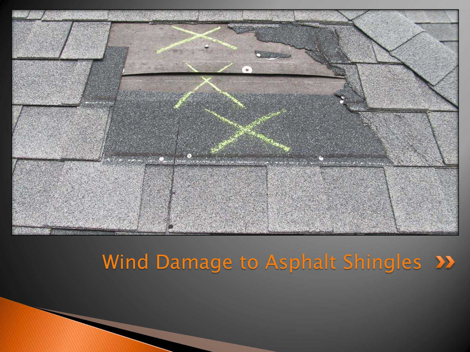 Wind Damage Aaa Roof Technologies Inc 866 561 5374